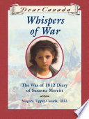 Dear Canada  Whispers of War Book PDF