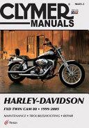Harley Davidson FXD Twin Cam 88 1999 2005