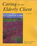 Caring for the Elderly Client Book PDF