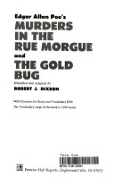 Edgar Allan Poe s Murders in the Rue Morgue and the Golden Bug