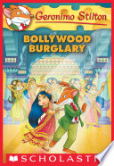 Bollywood Burglary  Geronimo Stilton  65