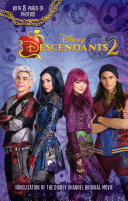 Descendants 2  Junior Novel