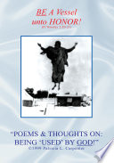 Poems   Thoughts on Being Used by God