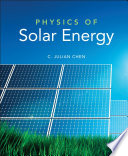 Physics of Solar Energy