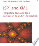 JSP and XML