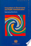 Innovations in Governance and Public Administration