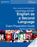Cambridge IGCSE English as a Second Language Exam Preparation Guide