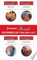 Harlequin Presents November 2017   Box Set 2 of 2