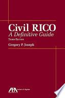 Civil RICO