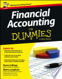 Financial Accounting For Dummies   UK