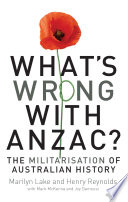 What s Wrong With Anzac