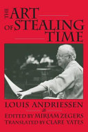 download ebook the art of stealing time pdf epub