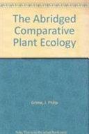 The Abridged Comparative Plant Ecology