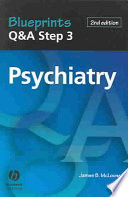 Blueprints Q A Step 3 Psychiatry