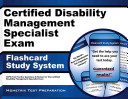 Certified Disability Management Specialist Exam Flashcard Study System