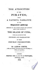 The Atrocities Of The Pirates book