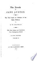 The Novels of Jane Austen Book PDF