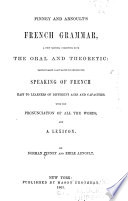 Pinney and Arnoult s French Grammar