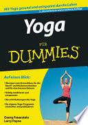 Yoga f  r Dummies