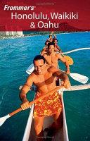 Frommer s Honolulu  Waikiki   Oahu