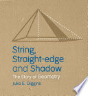 String  Straight edge and Shadow