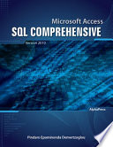 Microsoft Access SQL Comprehensive