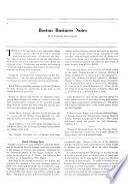 Crockery and Glass Journal