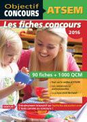 Objectif Concours   ATSEM 90 Fiches 1000 QCM   Cat  gorie C