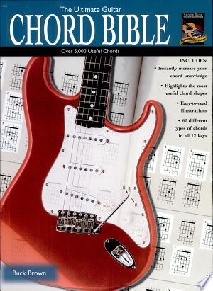 The Ultimate Guitar Chord Bible - ISBN:9781929395668