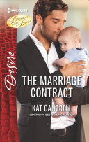 The Marriage Contract : conventional route won't do for the reclusive inventor....