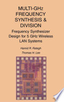 Multi Ghz Frequency Synthesis Division