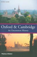 Oxford   Cambridge