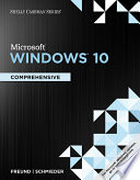 Shelly Cashman Series Microsoft Windows 10 Comprehensive
