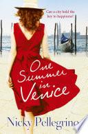 One Summer in Venice Book PDF