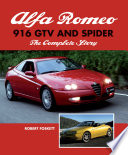 Alfa Romeo 916 GTV and Spider