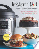 Instant Potr Electric Pressure Cooker Cookbook  An Authorized Instant Potr Cookbook