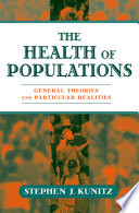 The Health of Populations