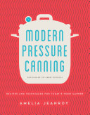 Modern Pressure Canning