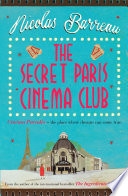 The Secret Paris Cinema Club by Nicolas Barreau