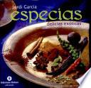 Especias : delicias exóticas