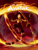 Avatar: The Last Airbender The Art of the Animated Series (Second Edition) Book