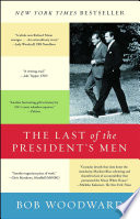 Book The Last of the President s Men