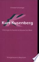 Kurt Kusenberg
