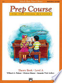 Alfred s Basic Piano Prep Course  Universal Edition Theory Book A