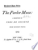 The Parlor Muse Book PDF