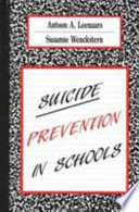 Suicide Prevention In Schools