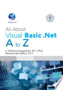 ALL ABOUT VISUAL BASIC .NET A to Z Programing Desktop Berbasis Database Paparan Teori Dalam Buku