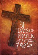 31 Days Of Prayer For My Pastor