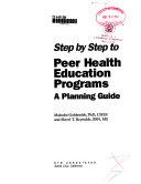 Step by Step to Peer Health Education Programs