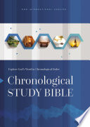 NIV  The Chronological Study Bible  eBook